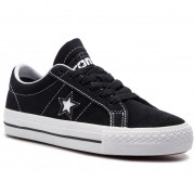 Гуменки CONVERSE - One Star Pro Ox Bl 159579C Black/White/White