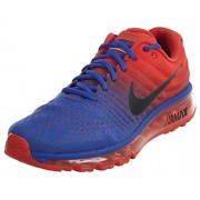 Nike Men s Air Max 2017 Running Shoe Blue/Red 9 D(M) US