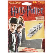 Fascinations Metal Earth Harry Potter Hogwarts Express Train 3D Metal Model Kit