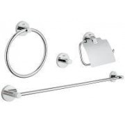 Grohe Essentials 4 in 1 Bad-Set 40776001 chrom