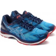 Asics GEL-NIMBUS 19 Sports Shoe For Men(Blue)