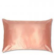 Slip Silk Pillowcase - Queen - Peach