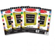 Melissa & Doug Multi-Color Construction Paper Bundle (4 Pack)