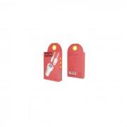 Carregador de Isqueiro Lightning Iphone 5S, Iphone 6S, Iphone 7, Iphone 8, Iphone XS Hoco Z2A Branco em Blister