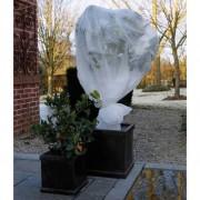 Nature Zimný flísový kryt 30 g/m², biely 2x10 m