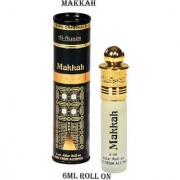 Al-Nuaim 6ML Makkah Attar 100 Percent Original And Alcohol Free Concentrated Perfume Oil Scent For Men Women