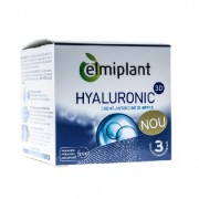 Hyaluronic Crema 3D Antirid Zi 50ml Elmiplant