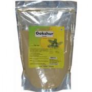 Herbal Hills Pure Natural Gokhru powder / Gokshura churna Tribulus terrestris for kidneys in 1 kg Pouch pack