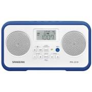 Hordozható szintézeres rádió PR-D19