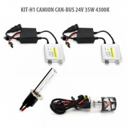 Kit Xenon H1 CAMION CAN-BUS 24V 35W 4300K, Carguard