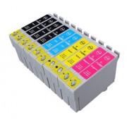 (10pack) EPSON T0895 multipack - kompatibilné náplne do tlačiarne Epson