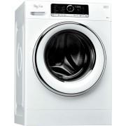 Whirlpool FSCR80421 Machine à laver à ouverture frontale - Blanc/Noir/Argent