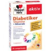 Diabetiker vitamine+minerale 30cpr DOPPEL HERZ