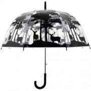 Erdei átlátszó esernyő TP233