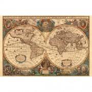 Harta Antica A Lumii , 5000 Piese