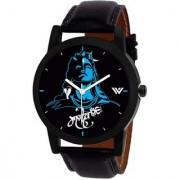 idivas 116 Mahadev Shiv Blue Watch For Men
