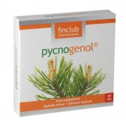 Pycnogenol - Wyciąg z kory sosny przybrzeżnej - FINCLUB