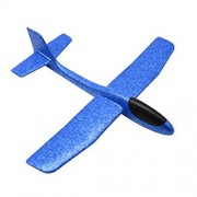 AOLVO Foam Airplane Gliders, Throwing Glider Inertia Plane Foam Aircraft Toy Outdoor Sports -Fun Gift, Party Favors, Party Toys, Goody Bag Favors, Carnival Prizes, Pinata Filler