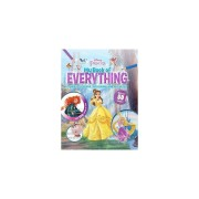 Unbranded Disney Princess My Book of Everything: Stories, Stickers, Colouring and Activiti