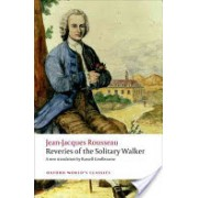 Reveries of the Solitary Walker (Rousseau Jean-Jacques)(Paperback) (9780199563272)