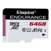 Kingston High Endurance - Flash-minneskort - 64 GB - A1 / UHS-I