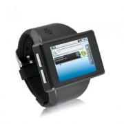 "Android mobilklocka med 2"" touchscreen, 8GB minne + kamera"
