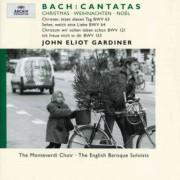 J.S. Bach - Christmas Cantatas (0028946358924) (1 CD)