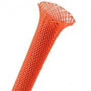 Sleeving Techflex Flexo PET Sleeve 3mm, neon red, lungime 1m