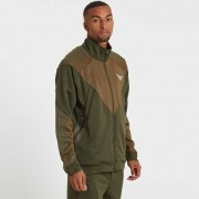 adidas wm track top Trace Olive