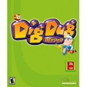Atari Dig Dug Deeper PC