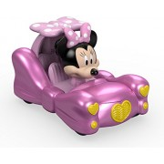 Fisher-Price Disney Mickey & The Roadster Racers, Minnie's Bow-Tastic Bow-Mobile