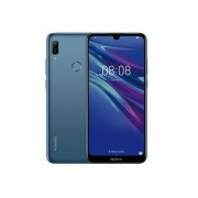 Huawei y6 2019 32gb telcel - azul