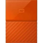 HDD Extern WD My Passport New 1TB Orange USB 3.0 2.5 inch