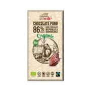 Ciocolata Bio Neagra cu 86% Cacao Pronat 100gr