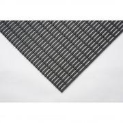 Industriematte, rutschhemmend 10-m-Rolle schwarz, Breite 600 mm