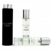 Chanel Allure Homme Sport Travel Spray Set Pánská dárková sada