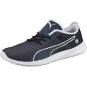 Puma BMW MS Runner Running Shoes For Men(Blue)