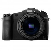 Sony Cyber-Shot DSC-RX10 II Aparat Foto Bridge 20.2MP Negru