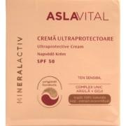 Aslavital Crema ultraprotectoare, SPF50 (50 ml)