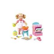 Little Mommy Pequena Chef, Mattel, Loira