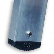 Iller Leiter Iller Innenschuhe für Sprossenleitern 70x22mm Holmgröße 2 Stück