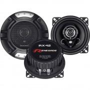 2-sustavski koaksialni zvučnici za ugradnju 120 W Renegade RX42