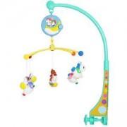 Бебешка музикална въртележка за кошара, 503117413