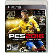 Konami Pro Evolution Soccer 2016 PlayStation 3 Standard Edition