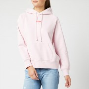 Levi's Women's Graphic Sport Hoodie - Pink Lady - M - Pink