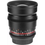 SAMYANG 16mm T2.2 ED AS UMC CS II VDSLR Canon F