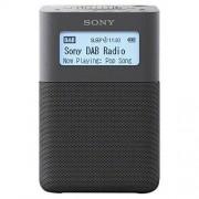 Sony Radiodespertador portátil XDR-V20D Negro