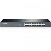 TP-Link Switch - TL-SG1024 (24 port, 1000Mbps; fém ház, rackbe szerelhető)