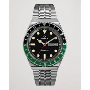 Timex Q Reissue 1979 Dive Black/Green