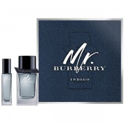 Burberry Mr. Burberry Indigo Set (EDT 100ml + EDT 30ml) για άνδρες